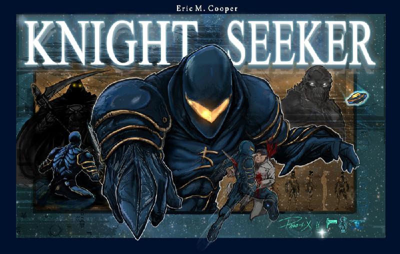 #6: Eric Cooper (Knight Seeker)