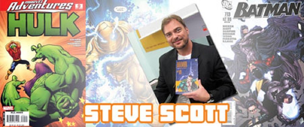 #17: Steve Scott