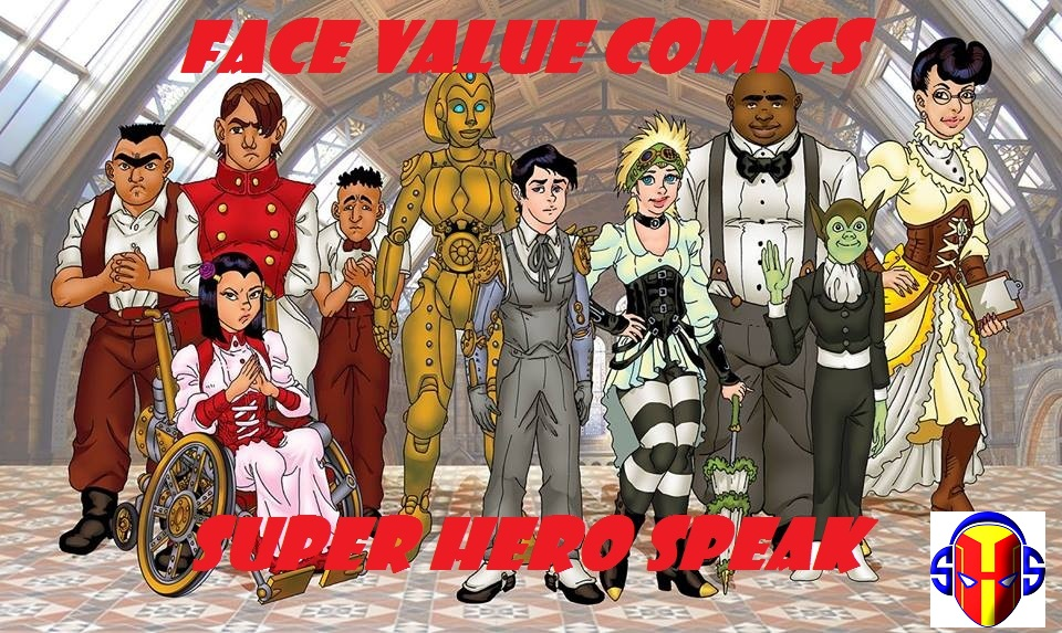 #41: Face Value Comics