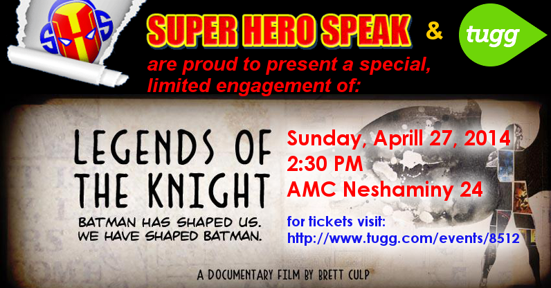 See Legends of the Knight, support the National MS Society