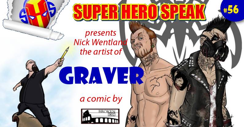 #56: Graver (Nick Wentland)