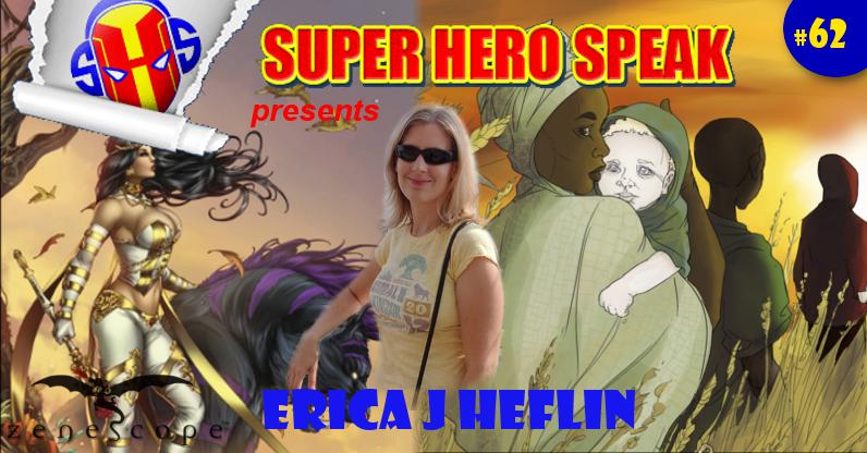 #61: Erica J. Heflin