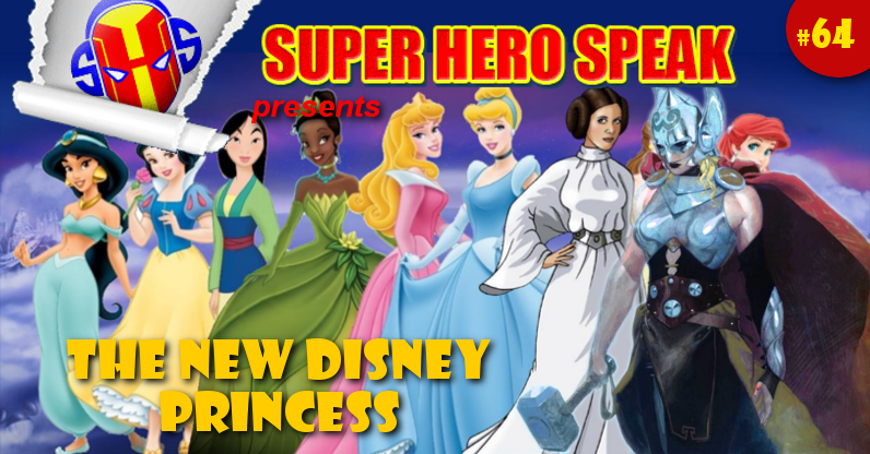 #64: The New Disney Princess