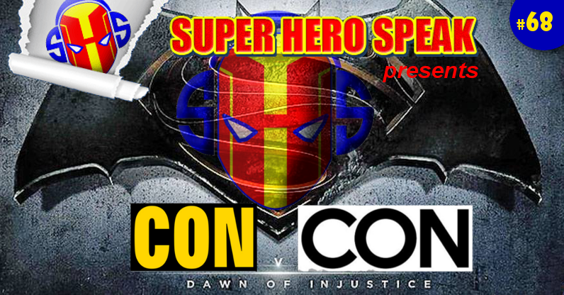 #68: Con v Con: Dawn of Injustice