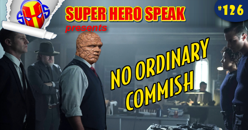 #126: No Ordinary Commish