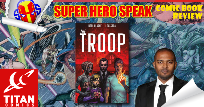 SHSReview: The Troop#1