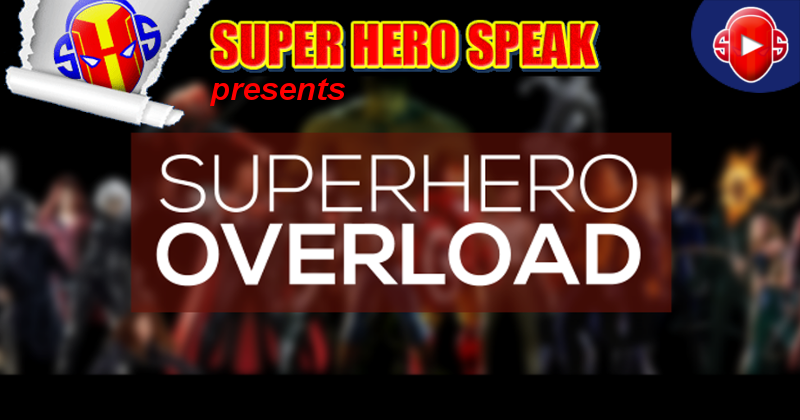Superhero Overload: Batman v Superman Tone
