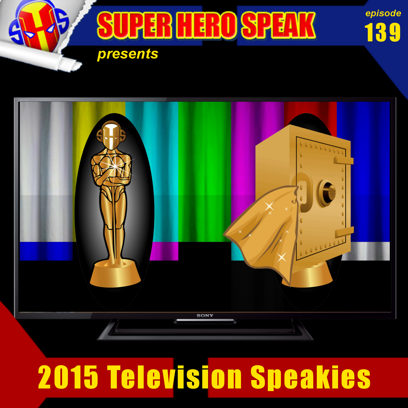 #139: 2015 TV Speakies