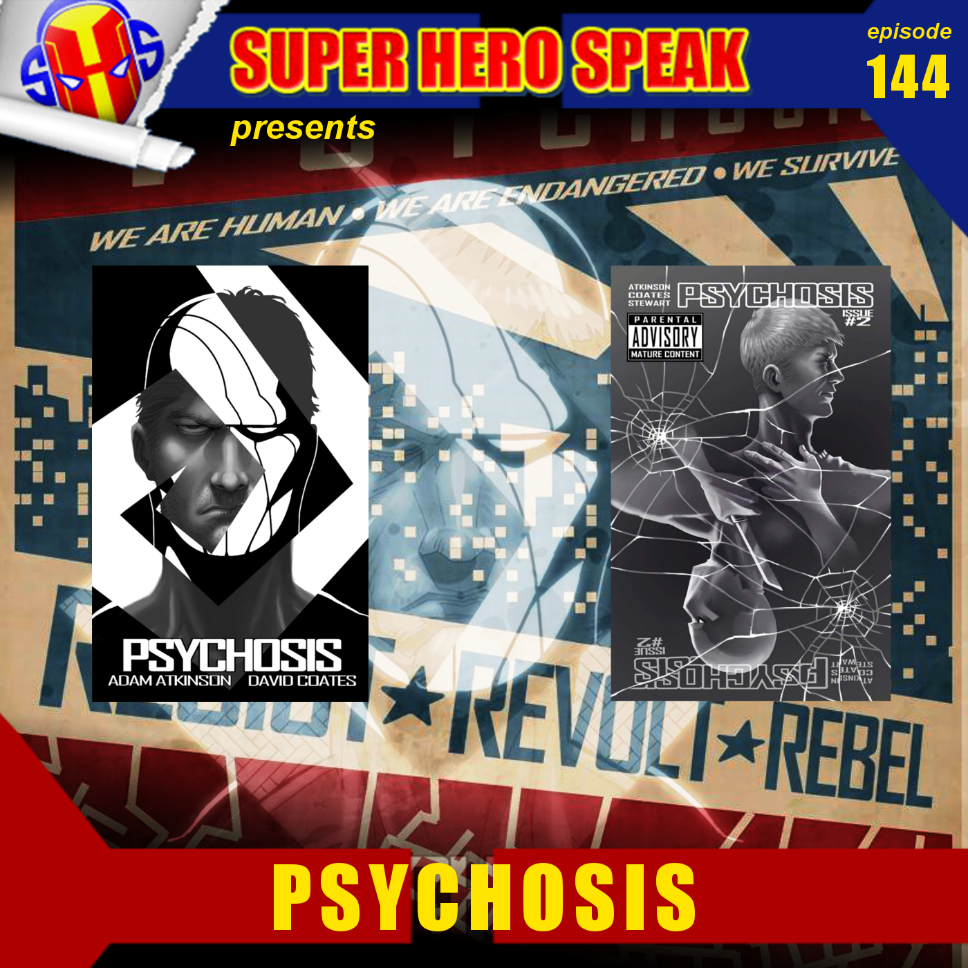 #144: Psychosis (David Coates)