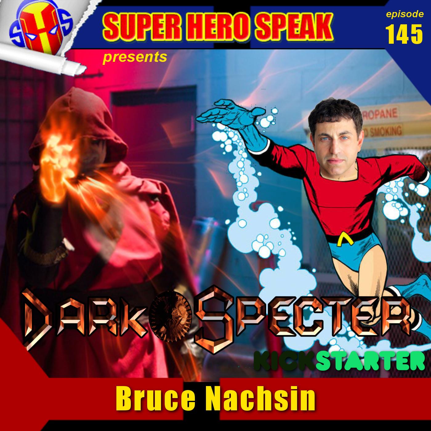 #145: Bruce Nachsin
