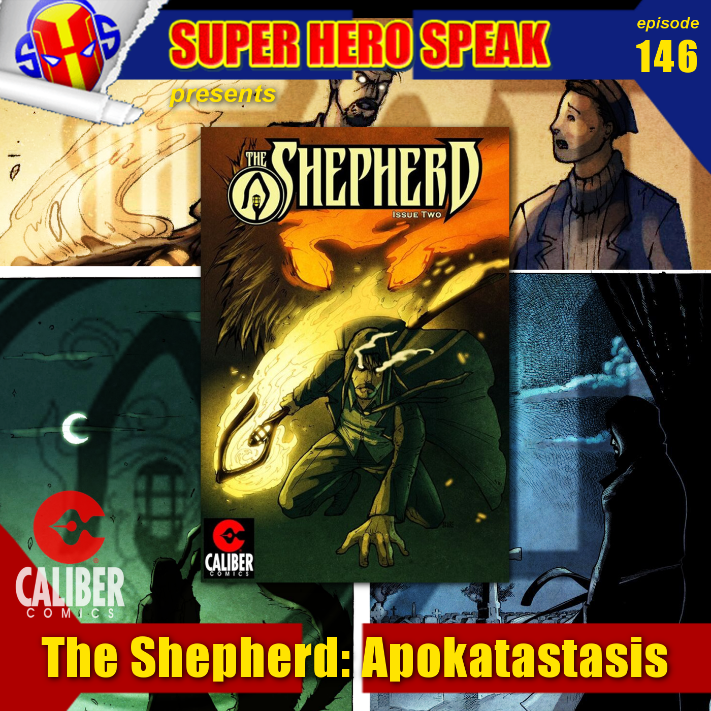 #146: The Shepherd: Apokatastasis‏