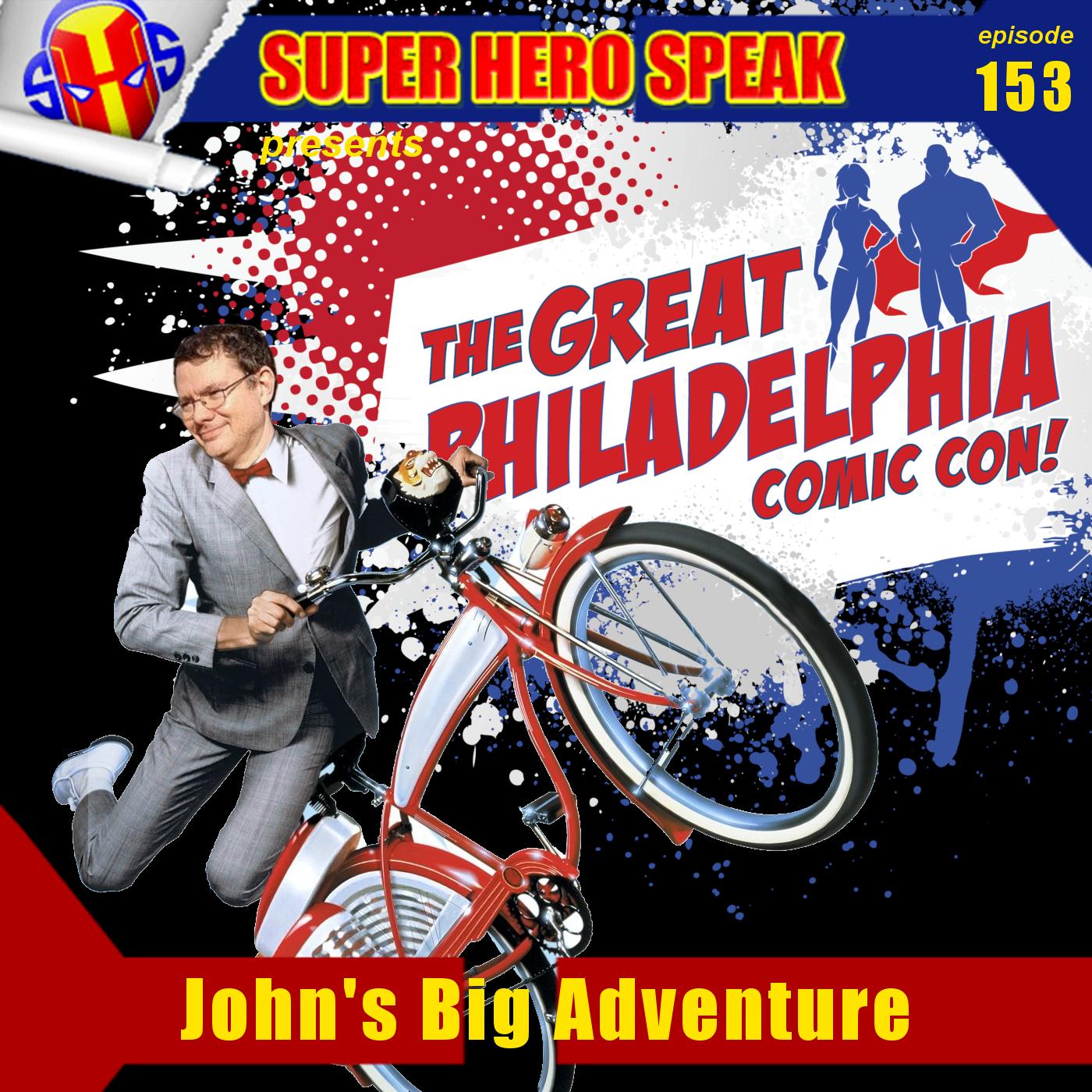 #153: GPCC 2: John's Big Adventure