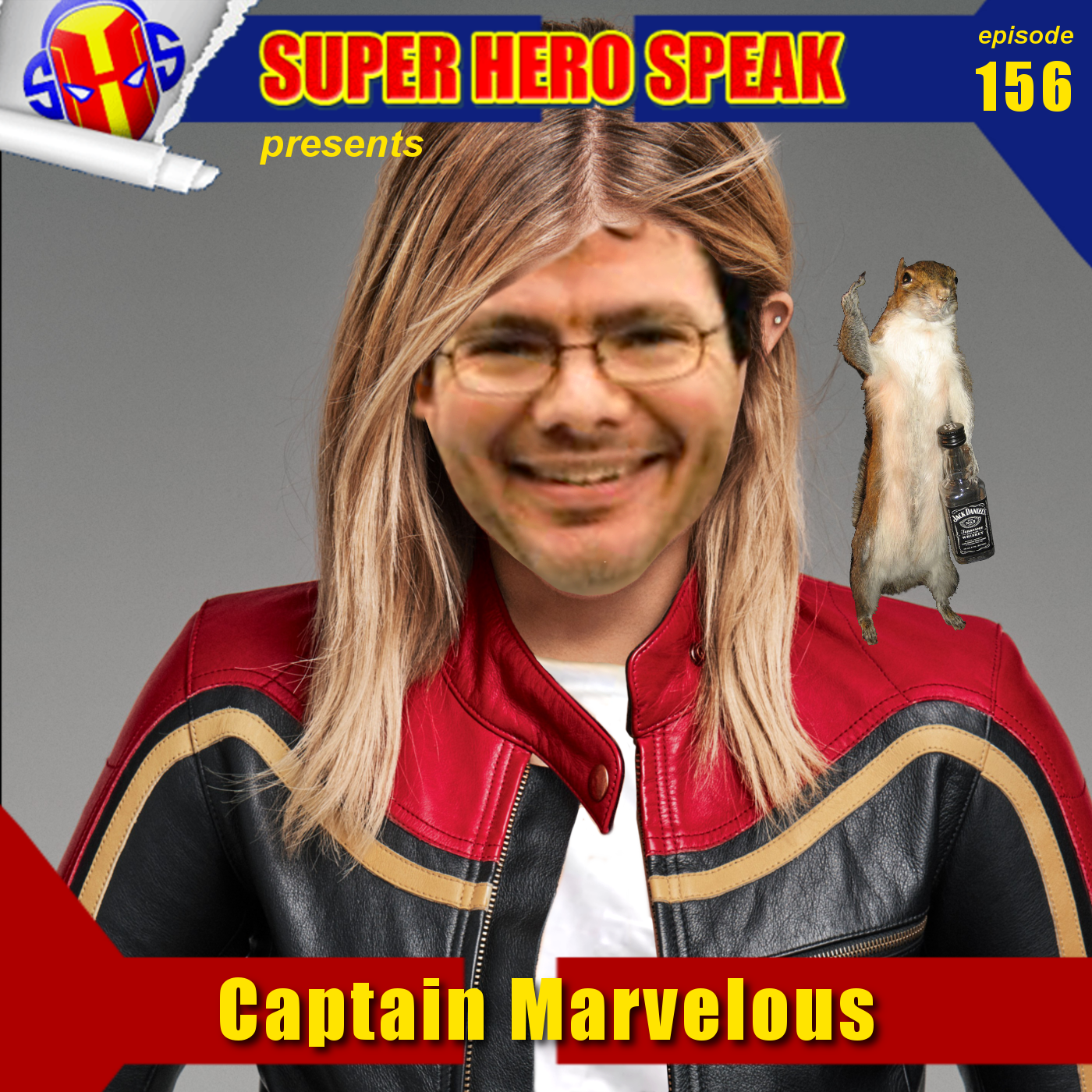 #156: Captain Marvelous