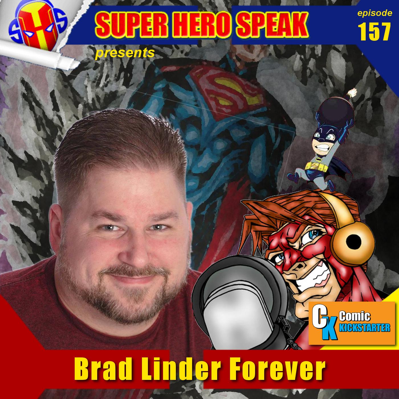 #157: Brad Linder Forever