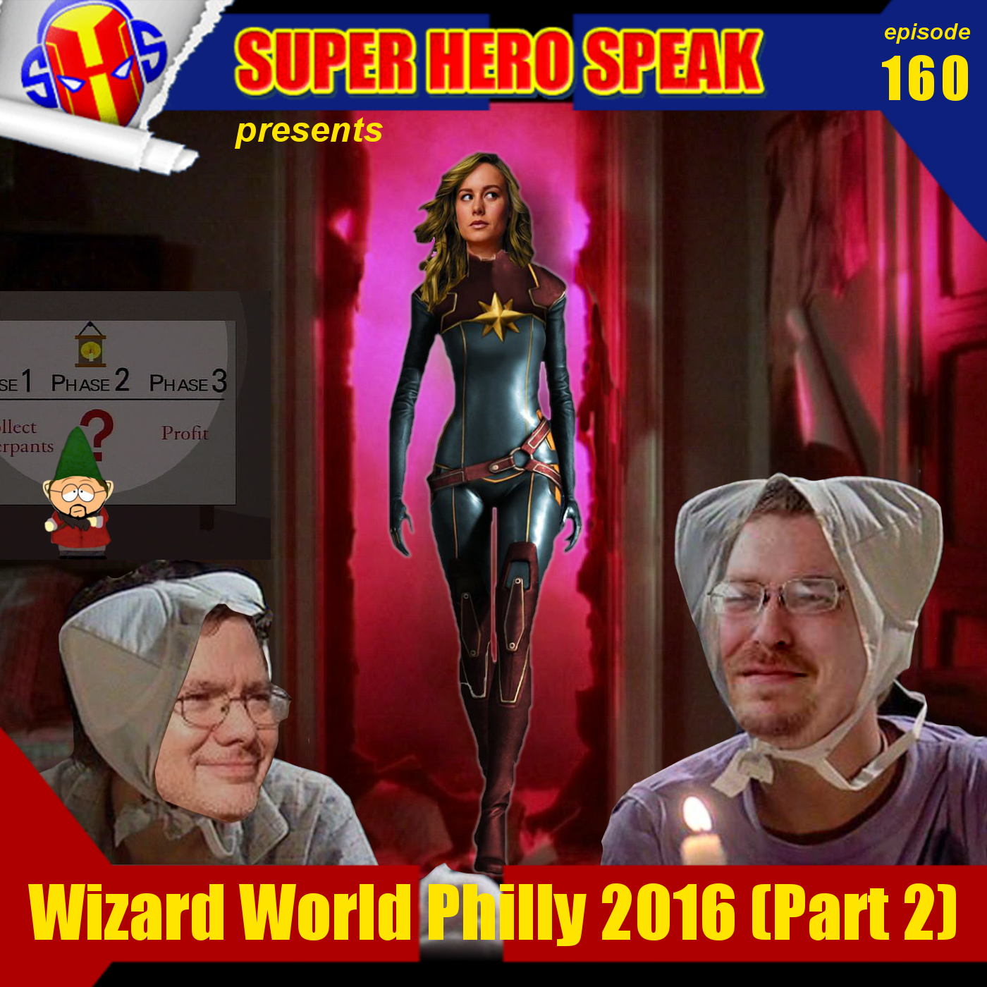 #160: Wizard World Philly 2016 Part 2