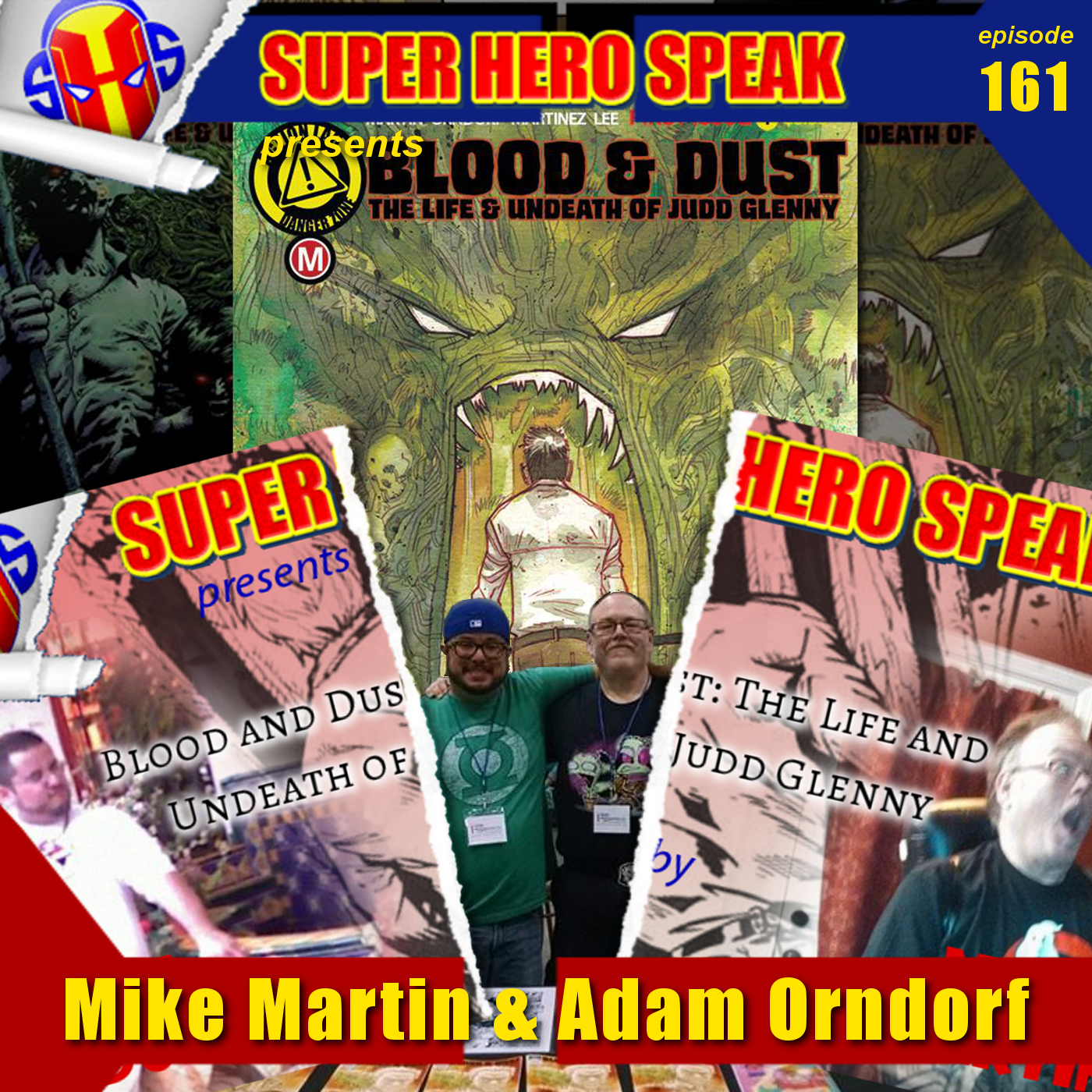 #161: Mike Martin and Adam Orndorf