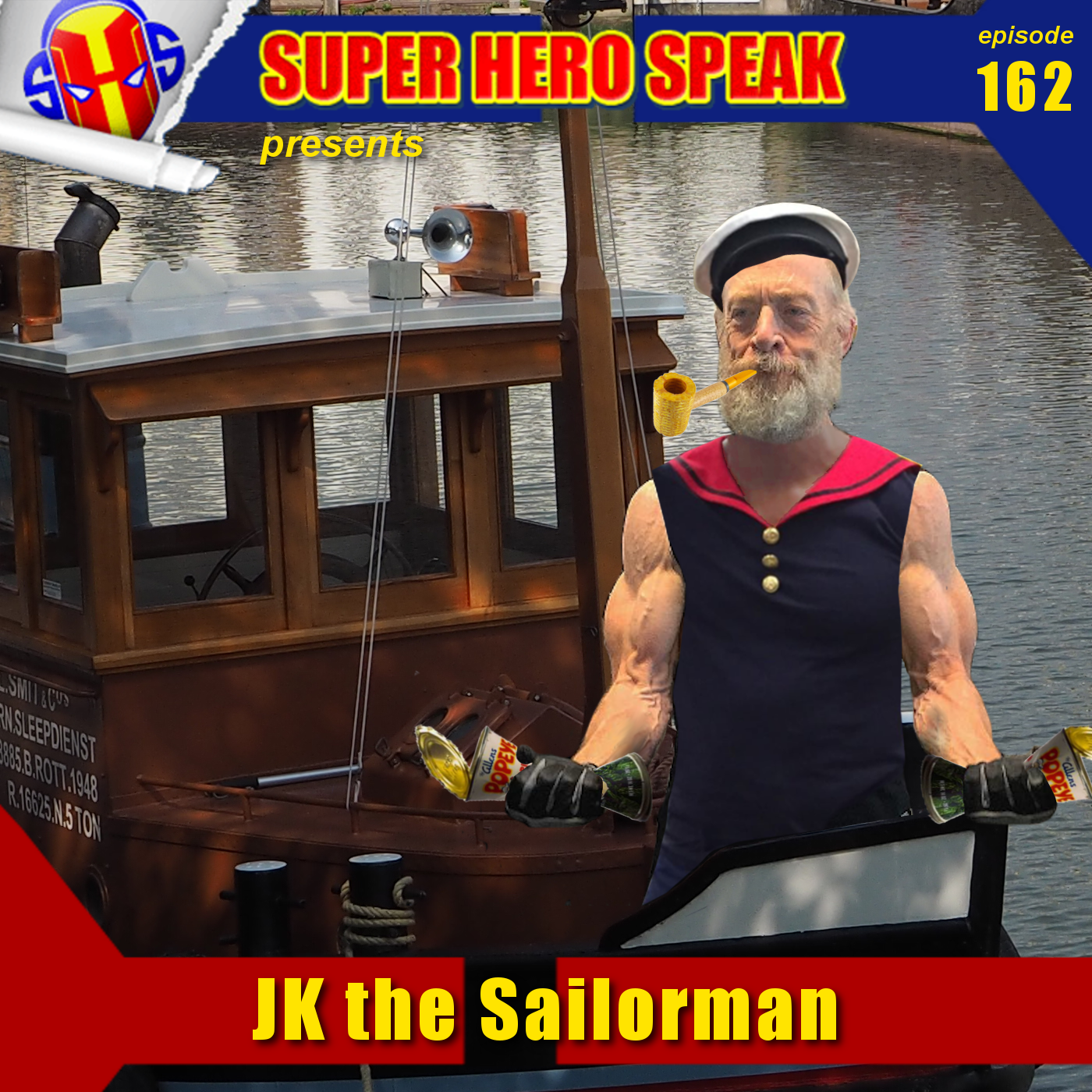 #162: JK the Sailorman
