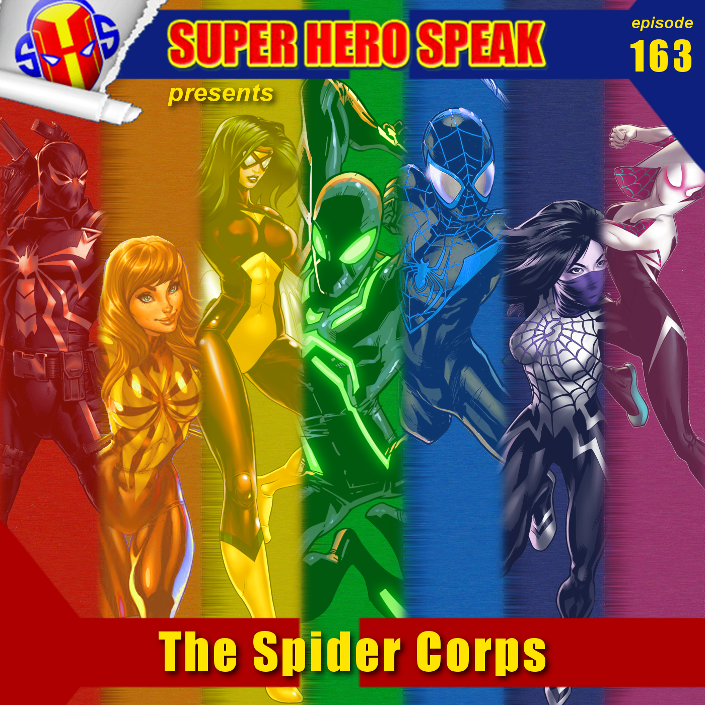 #163: The Spider Corps
