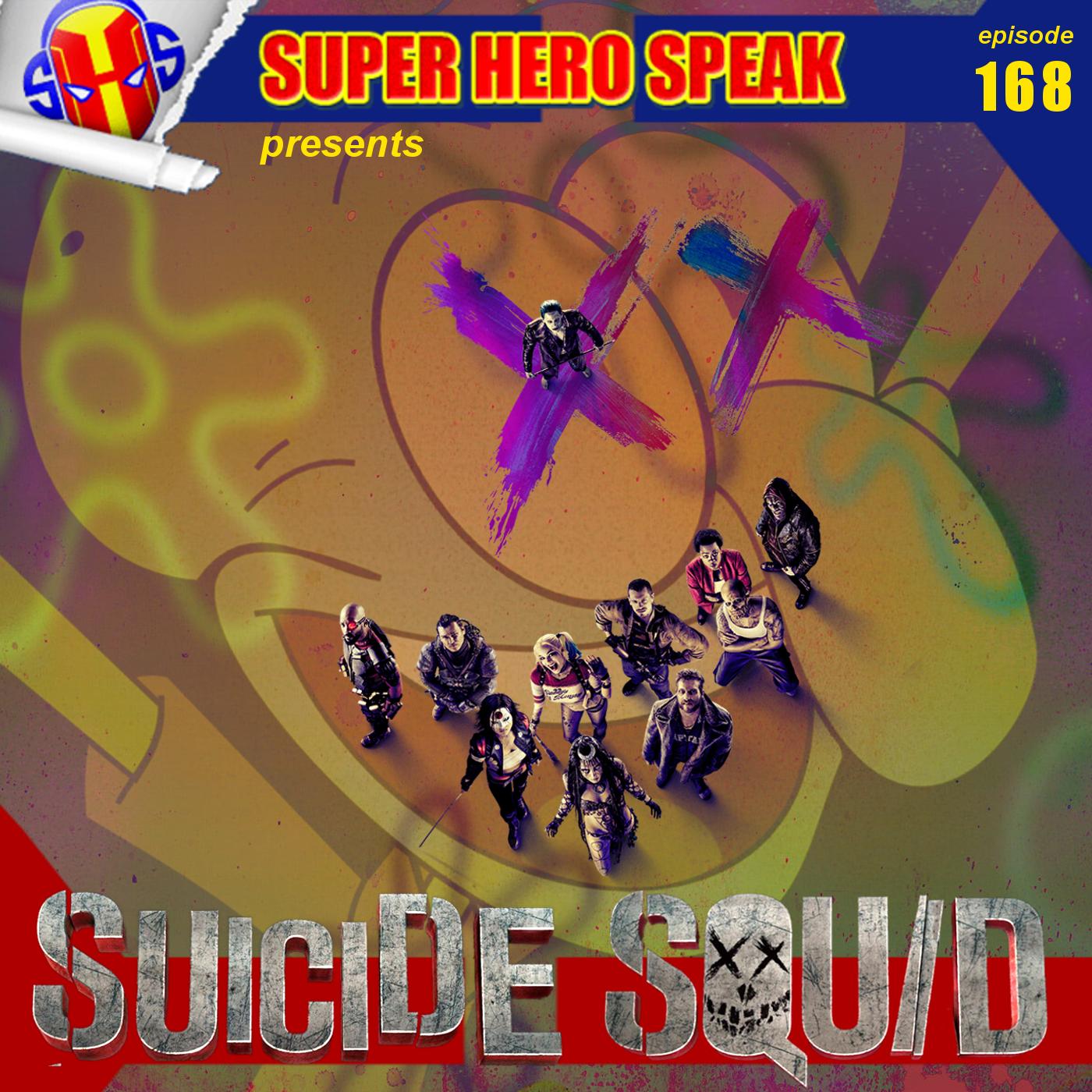 168: Suicide Squid