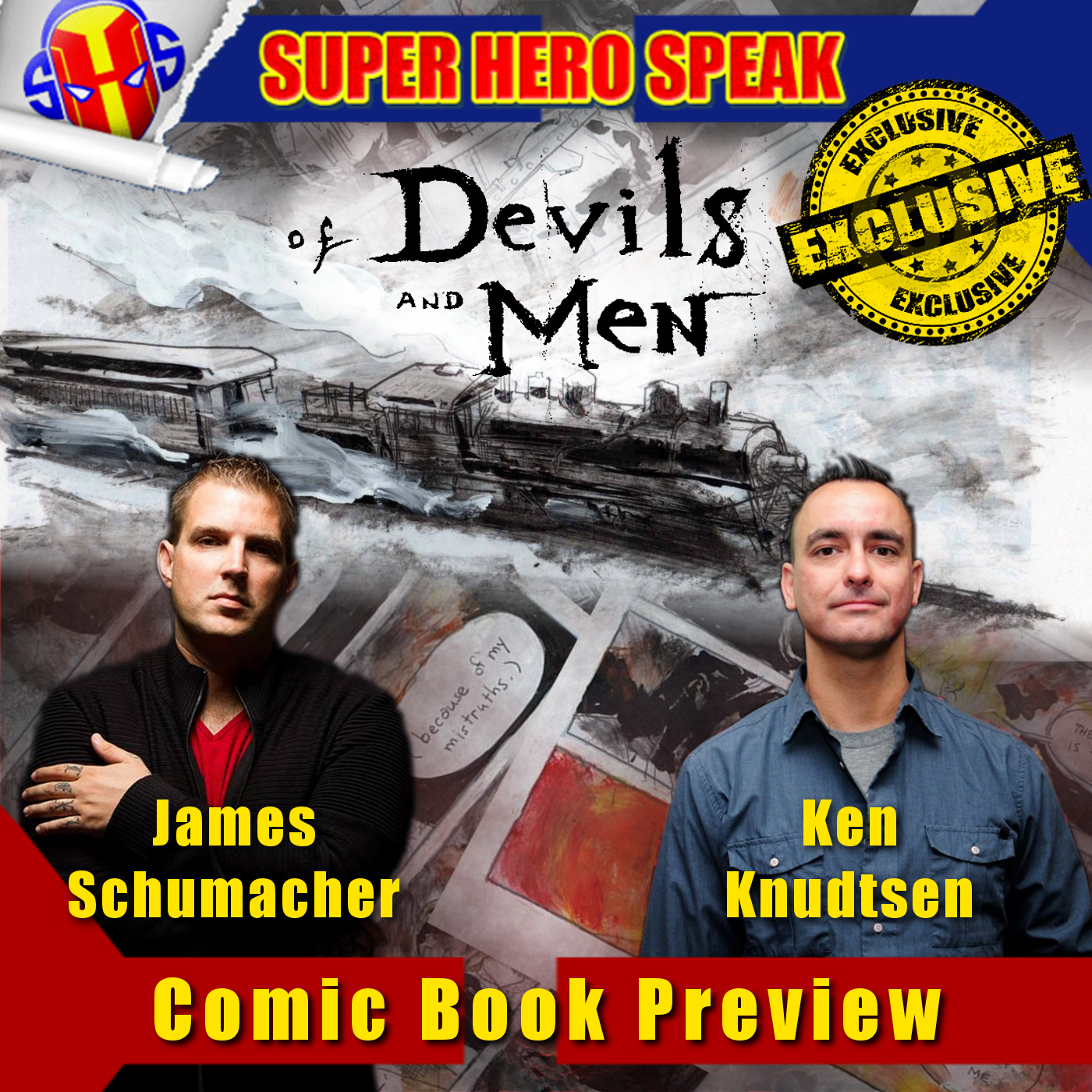 SHS Preview: Of Devils and Men