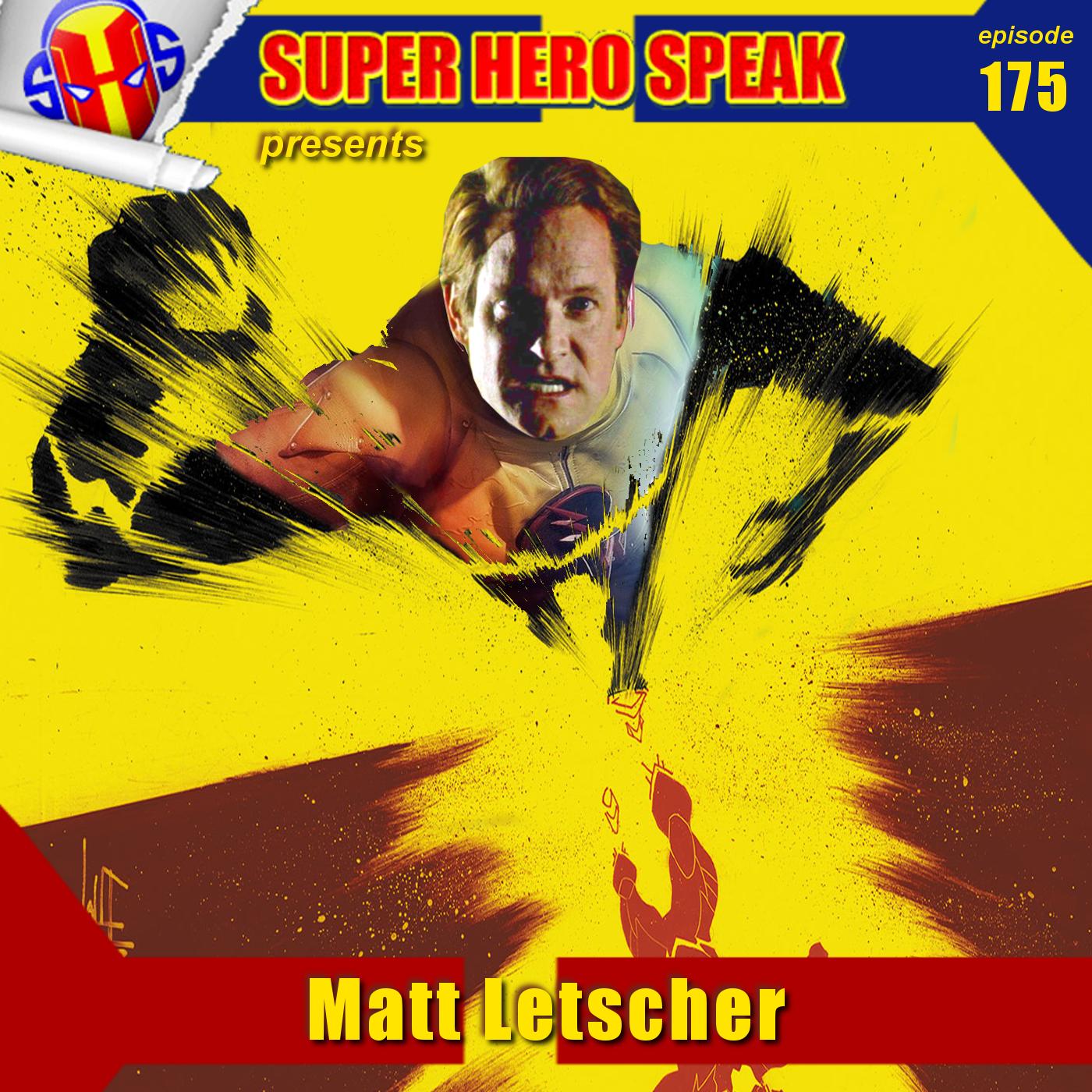 #175: Matt Letscher