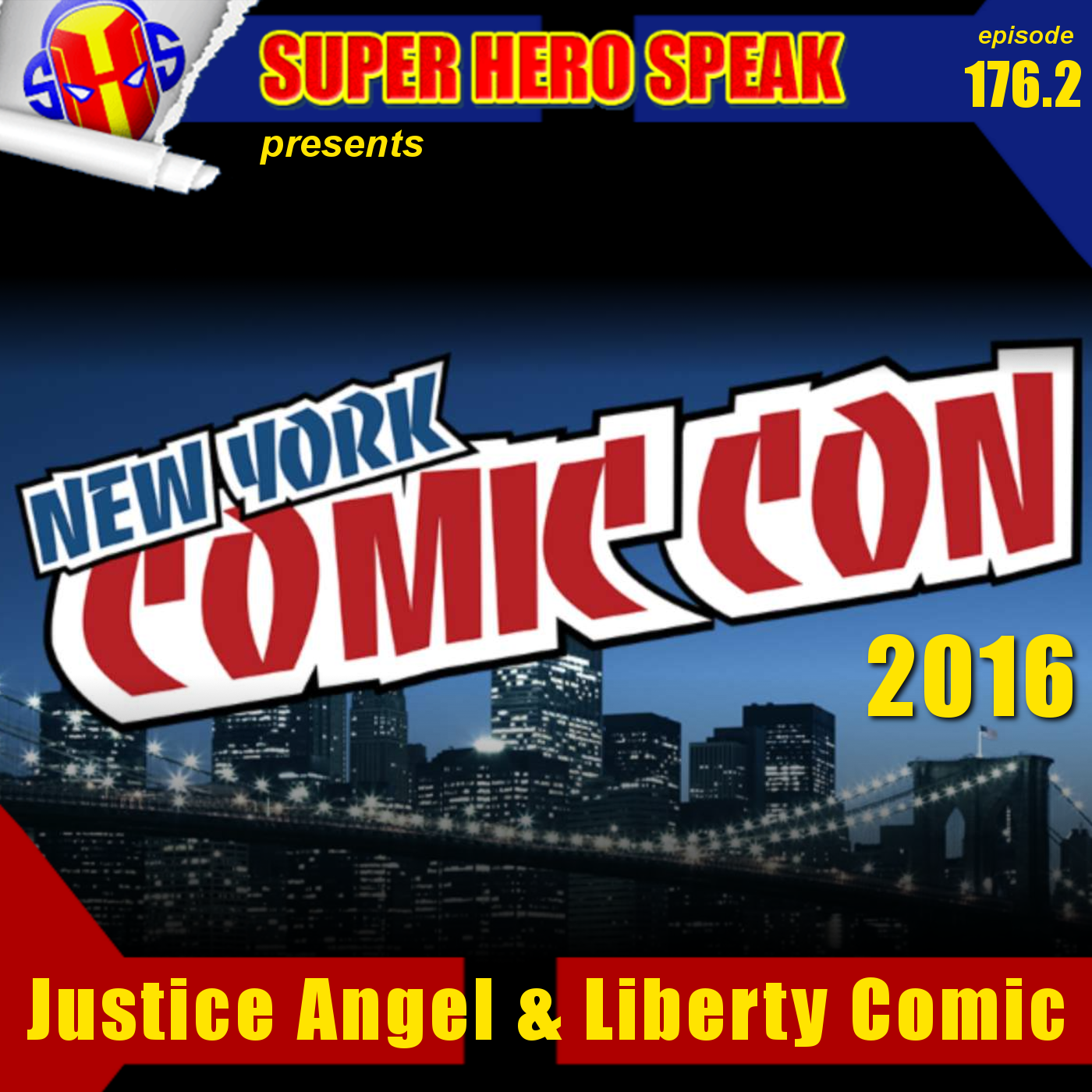 #176.2: Justice Angel & Liberty Comic