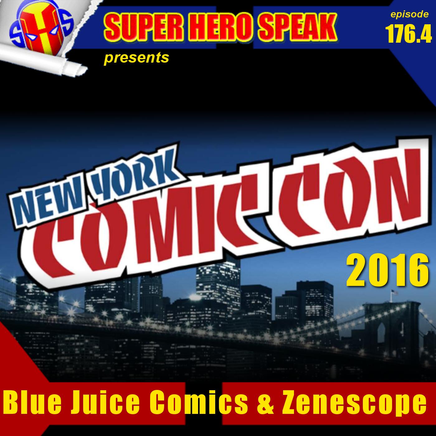 #176.4: Blue Juice Comics & Zenescope