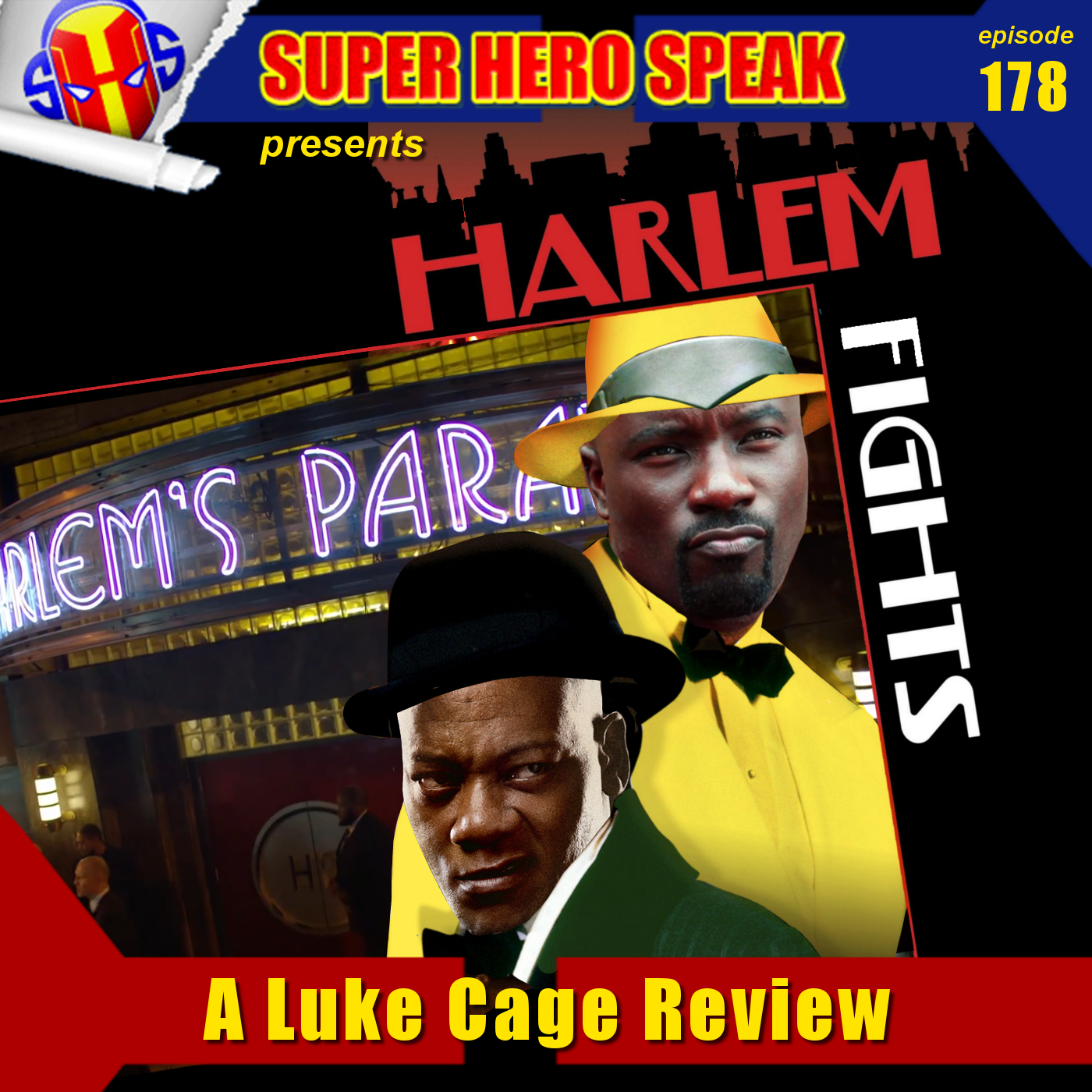 #178: Harlem Fights