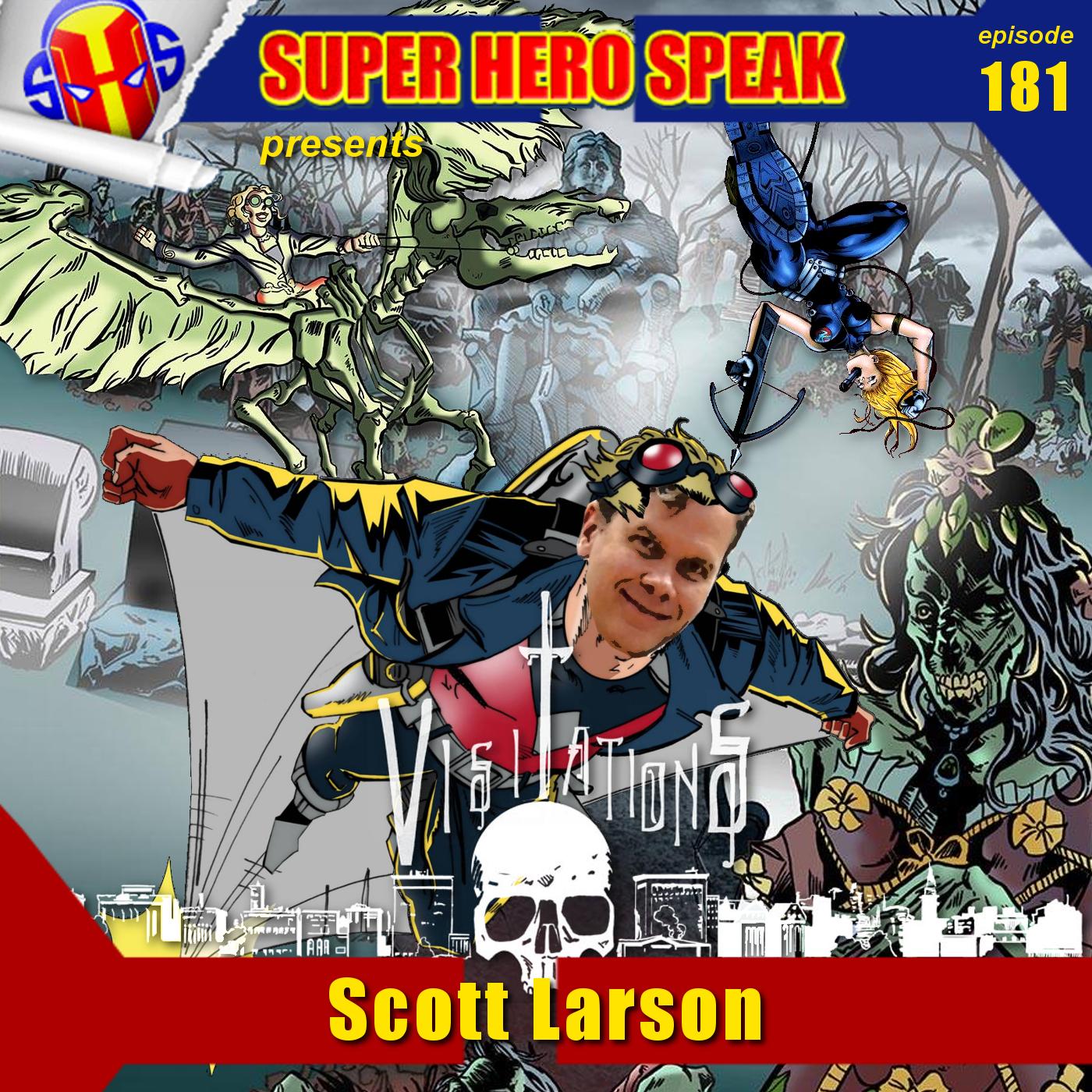#181: Scott Larson