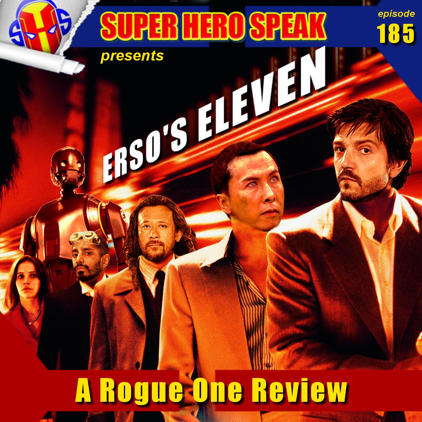 #185: Erso's Eleven