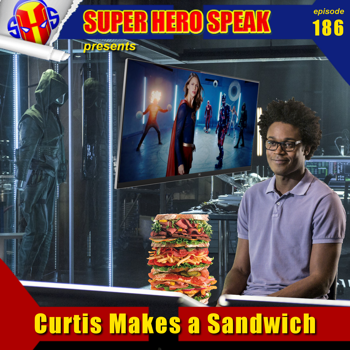 #186: Curtis Makes a Sandwich
