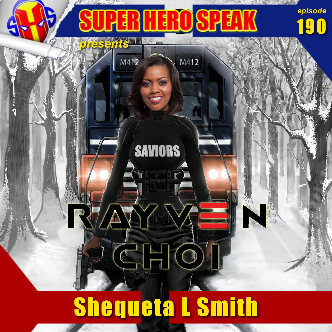 #190: Shequeta Smith