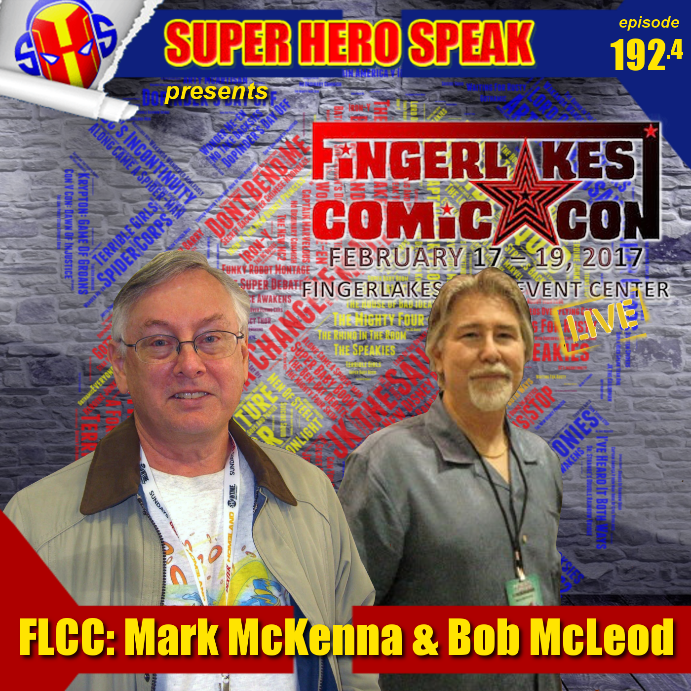 #192.4: FLCC Mark McKenna and Bob McLeod