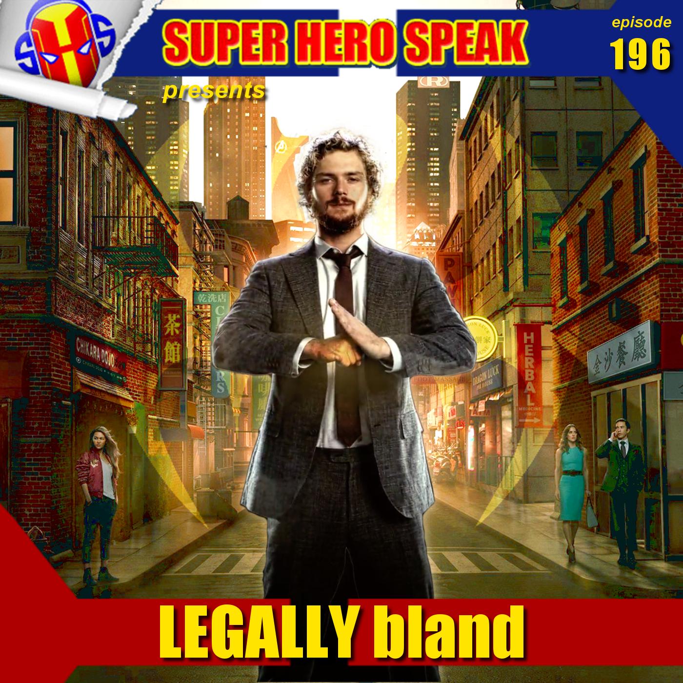 #196: Legally Bland