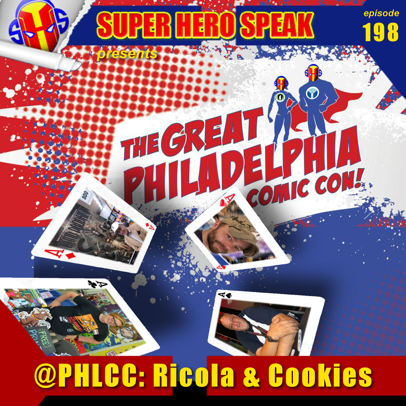 #198: @phlcc Ricola and Cookies