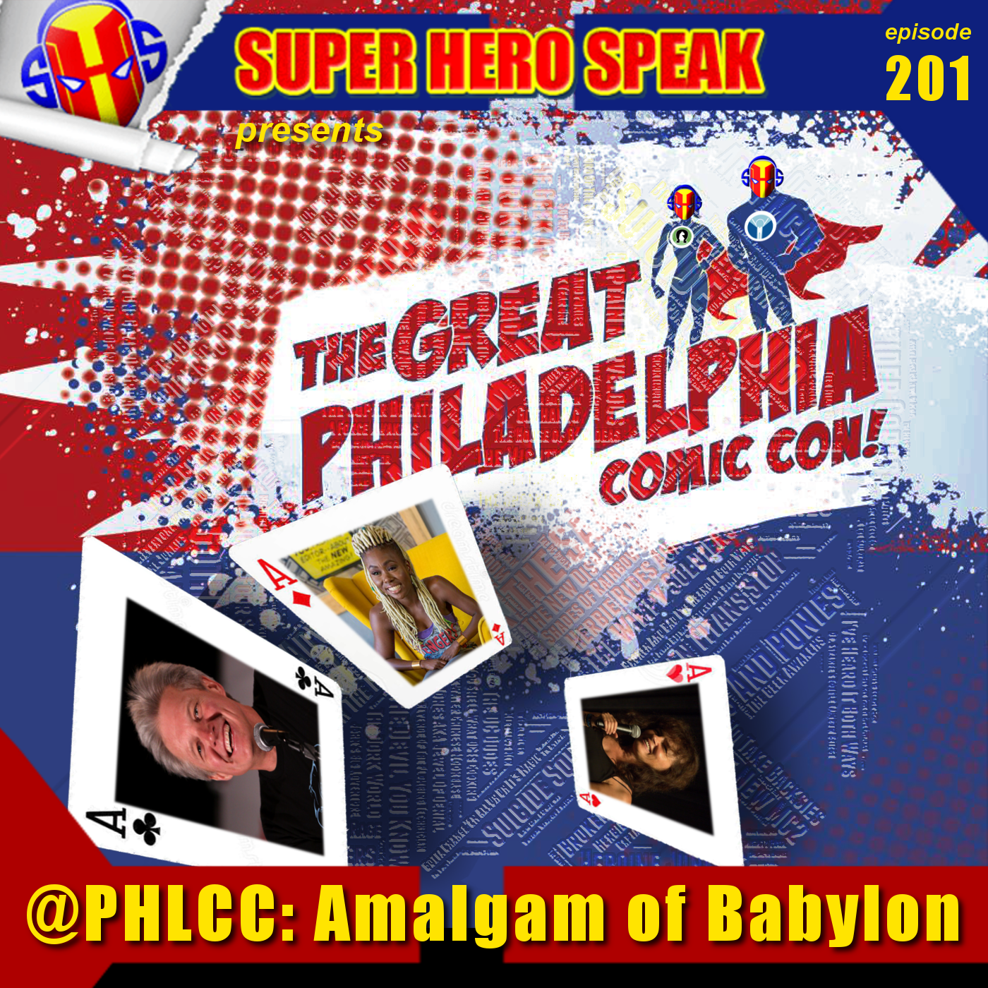 #201: @phlcc Amalgam of Babylon