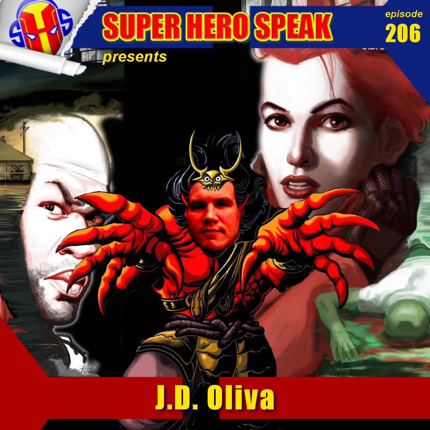 #206: J.D. Oliva