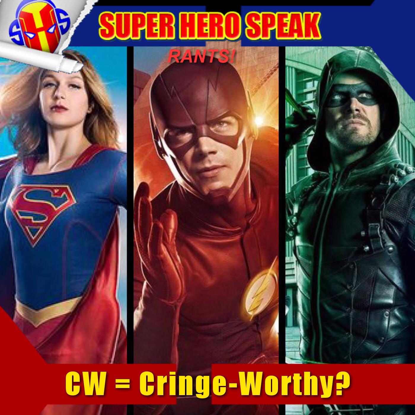 CW = Cringe-Worthy?