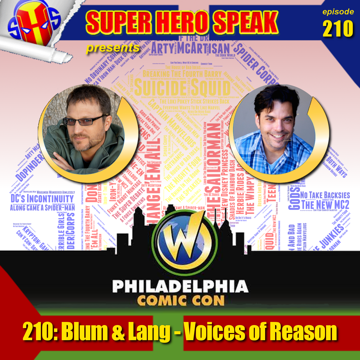 #210: Blum and Lang voices of reason