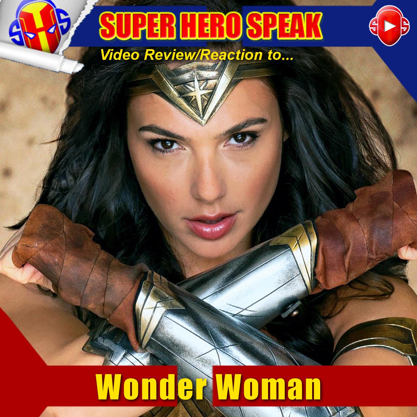 Wonder Woman Video Review (Spoiler Free)