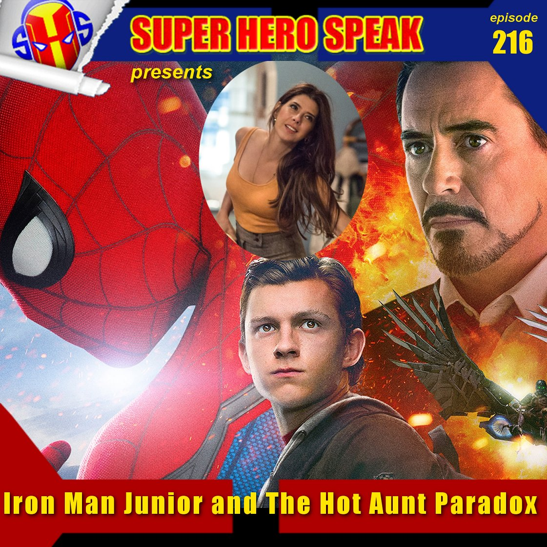 #216: Iron Man Junior and The Hot Aunt Paradox