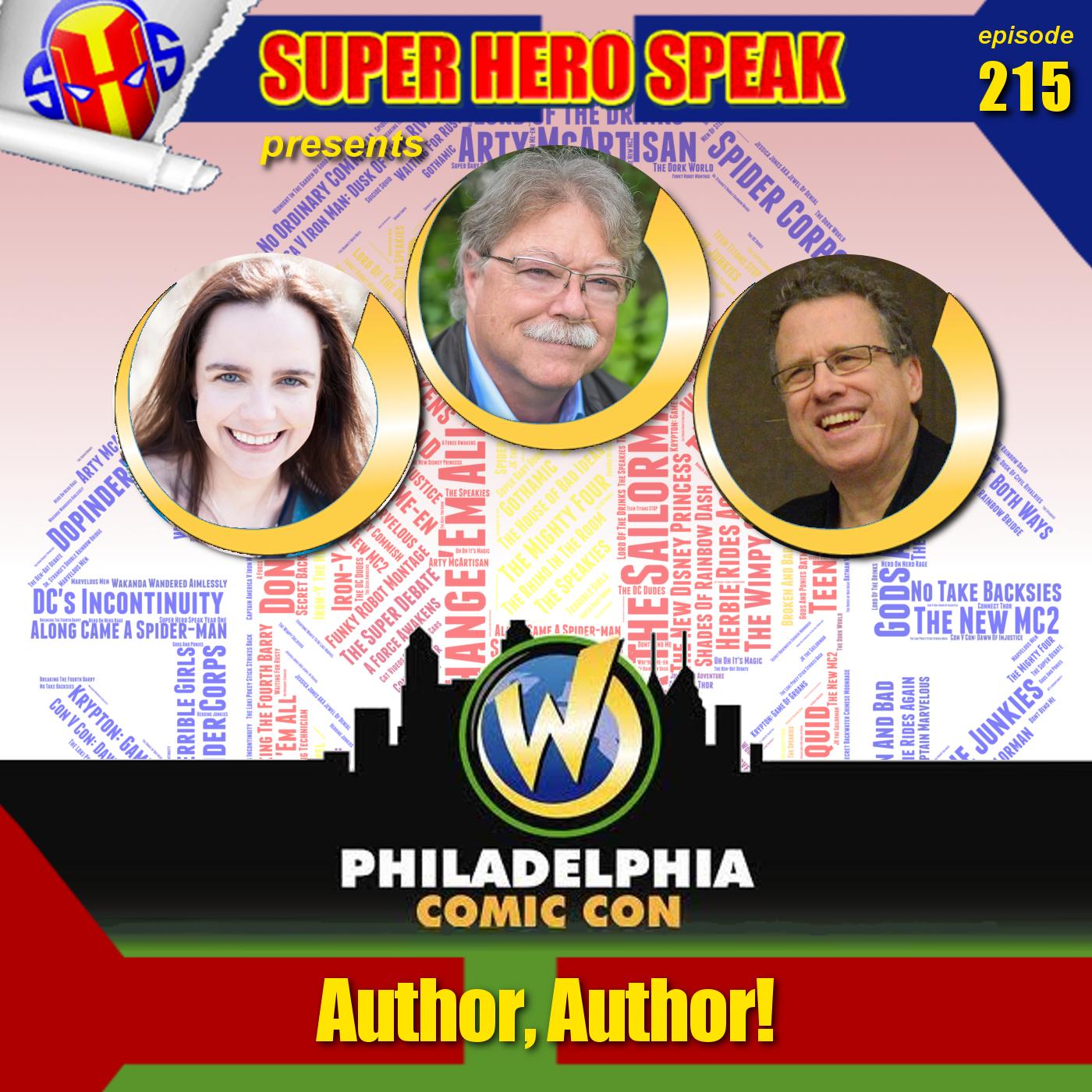 #215: Author, Author!