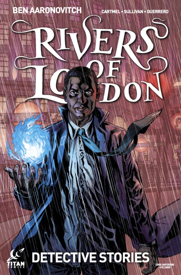 Cover for Rivers of London: Detective Stories #2