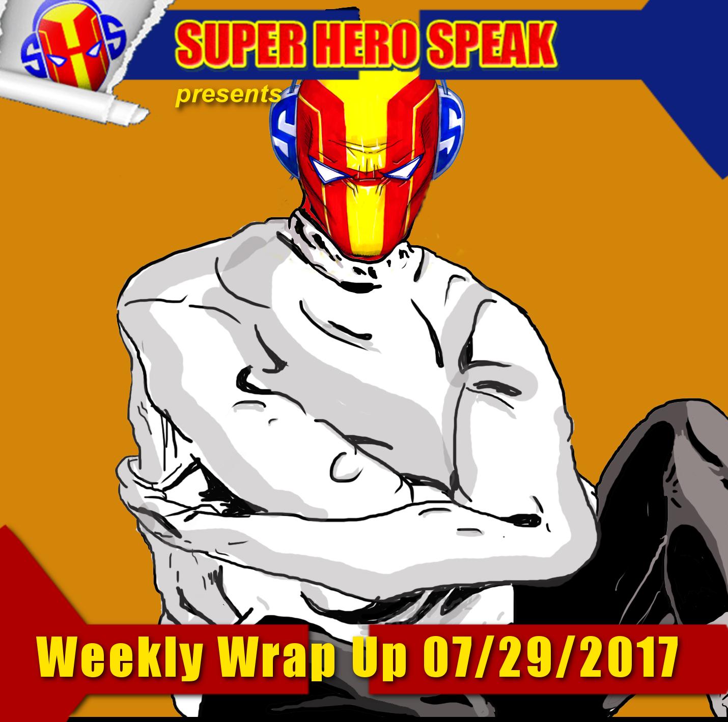 SHS Weekly Wrap Up 07/29/2017