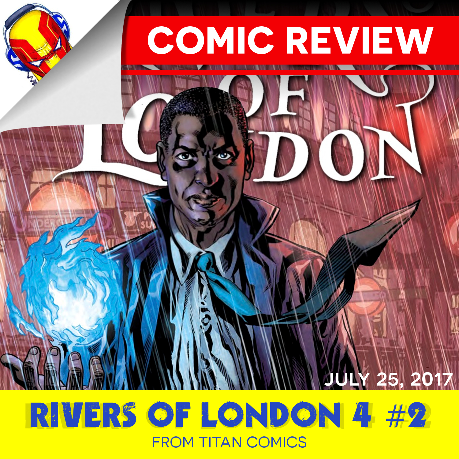 REVIEW: Rivers of London: Detective Stories #2