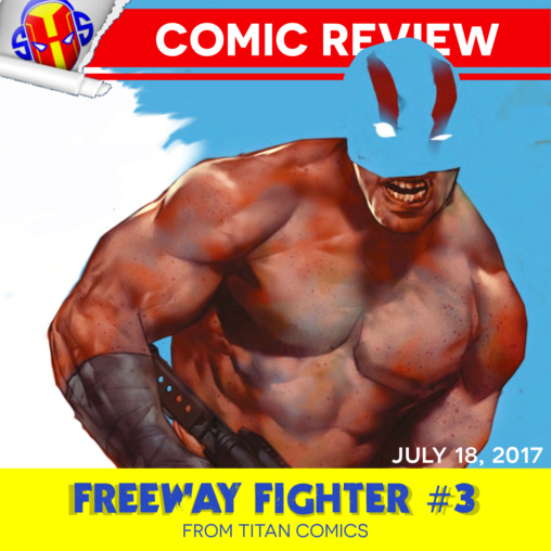 Thumbnail for Freeway Fighter #3 Review