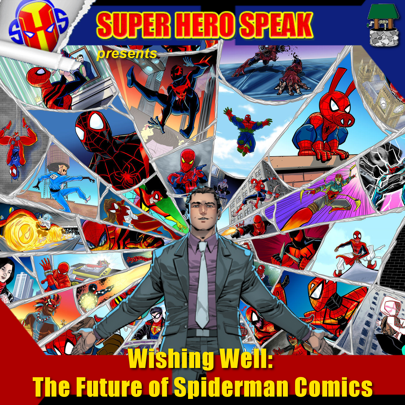 Wishing Well:  The Future of Spider-Man Comics