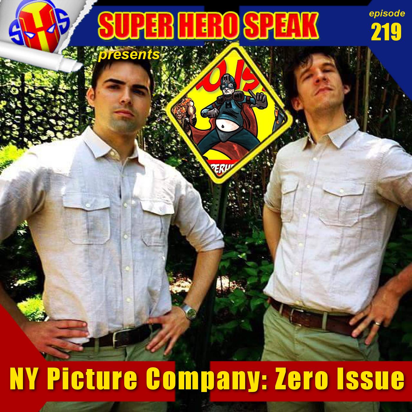 #219: Zero Issue
