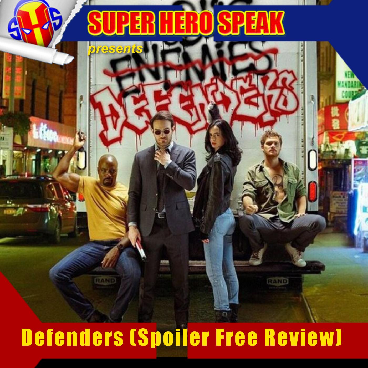 Review: Defenders (Spoiler Free)