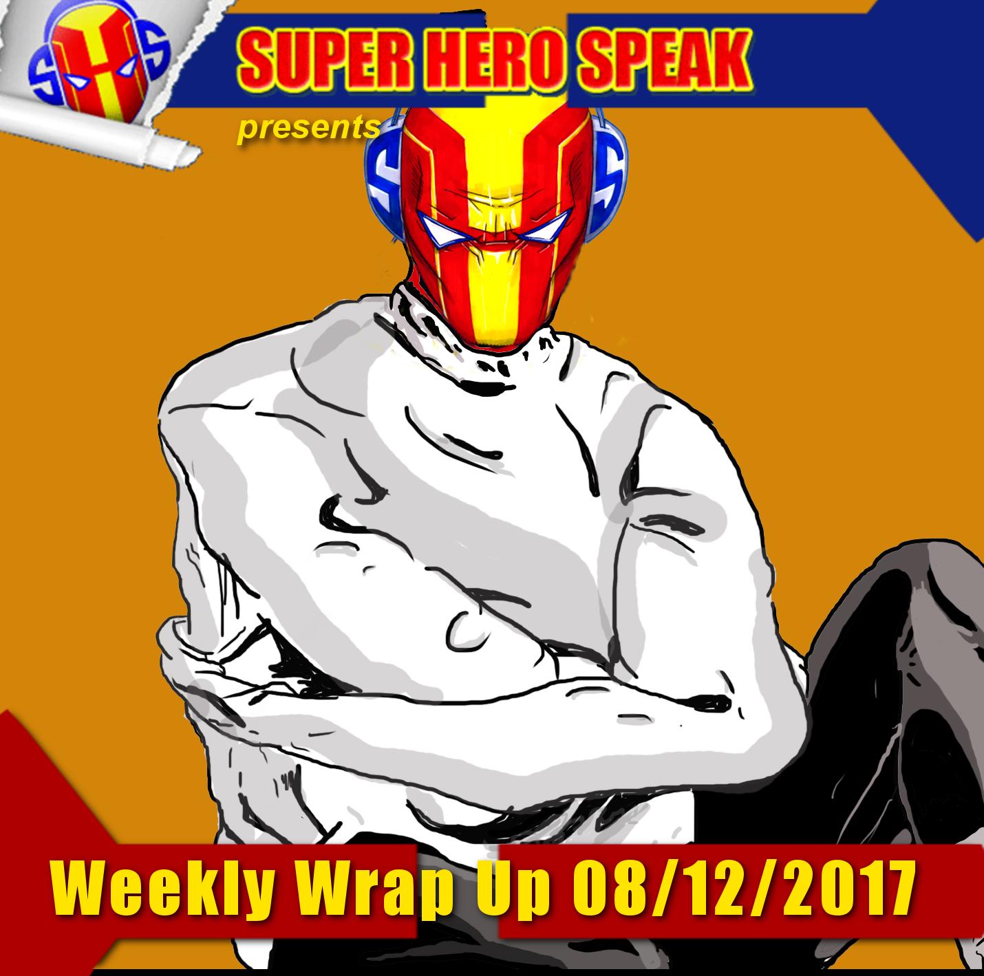 SHS Weekly Wrap Up 08/12/2017